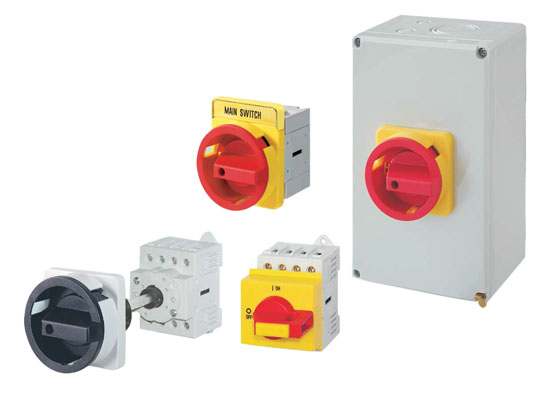 Isolating Switches (Disconnect Switches)